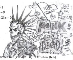 Punk's Not Dead by xenomorph01