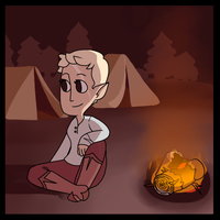 Avon at Camp by Rosslaye