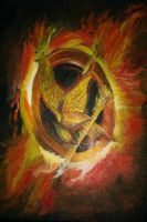 The Mockingjay Pin by KatieRoar
