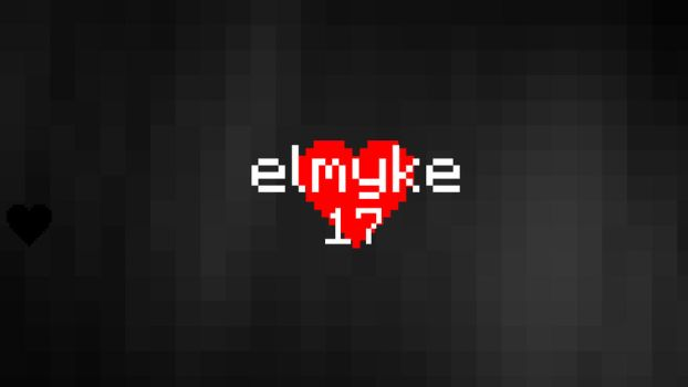 elmyke17 pixel love by elmyke17