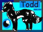 Todd Ref by KailoCakes