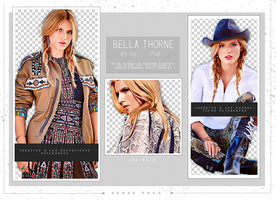 Pack Png 31 - Bella Thorne by SensePngs
