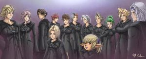 FF Organisation XIII by sarrus