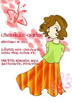that.... me by Chenille-Cerise