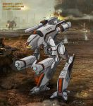 Mechwarrior Online: Marauder Contest by silversword