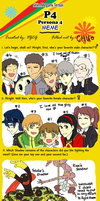 P4 MEME -Slight Spoilers- by Ichigo-Chu