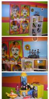 The Beatle Room by xlizx