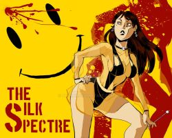 Watchmen: Silk Spectre by Pechan