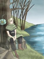 Yagura- the three tails by Alleforte