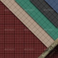Tartan Texture Pack by graphex