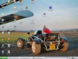 My Ariel Atom Desktop by ShadowUltimatePower