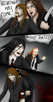 [SPOILER Metalocalypse 4th season] The End by Ardate