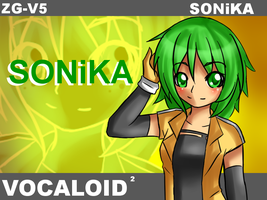 SONiKA by DaDoofus