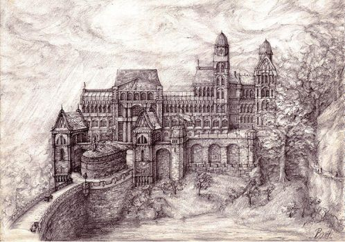 St Martin Hospital by PrinceBooth