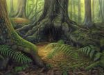 treehole by aldafea
