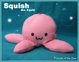 Squish the Squid by TheGreatSpid