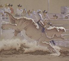 Rodeo by kenraney