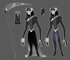 SUOC Revamp- Whitby Jet by XombieJunky