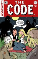 The Code Mock Comic Book Cover by calslayton