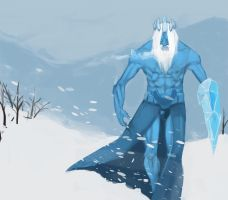 King of the Frost Giants by Z-Crackers