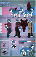 Edon reference [commission] by Amathaze