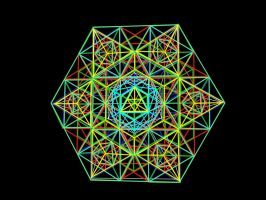 Dodecahedral grid by pureuniversalflow