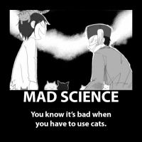 Mad Science by Silverwind91