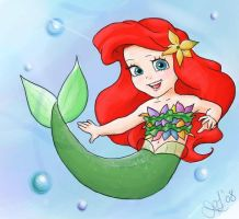 Little Ariel by PeachBum