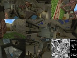 Relativity: Counter-Strike Map by krazykarl
