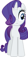 Rarity's New Mane Style by VladimirMacHolzraum