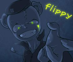 The fluorescence Flipqy by KickTyan