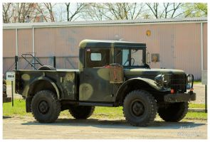 A Military Truck by TheMan268