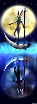 Moon Warriors by LuneLapin