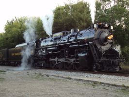 Pere Marquette 1225 by Mackinac-Mac