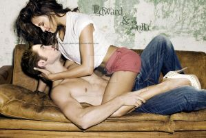 Edward and Bella - manip by oXGeRRyBeRRyXo