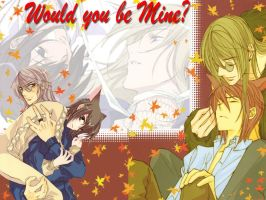 Would you be mine?-Wallpaper by syren888