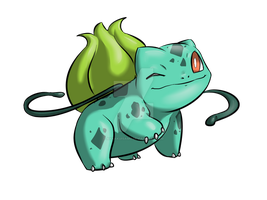 Bulbasaur 001 by AyaAkuisamu