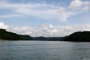 Boating in Tennessee 9 by RiaBunnie