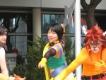 Yuffie Attack- Fanime 2012 by Unicornmon