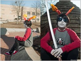 Homestuck: Living In Alternia by CosplayerWithCamera