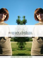 Naature Clothing Promo 3 by precurser