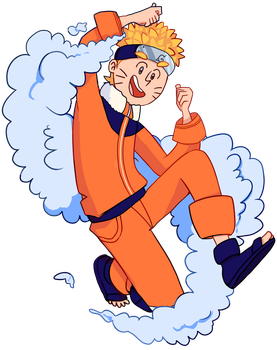 naruto!!! by theultimatenootnoot
