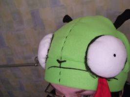 Gir HAT by IHeartPlushies