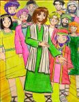 Jesus appears to His Disciples by e31