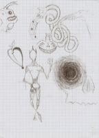 Tim Burton Inspired Sketches by CelticDragon22