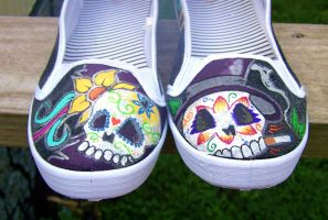 Dia De Los Meurtos by ChumpShoes