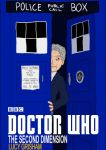 Doctor Who Book Cover by bahferretboy