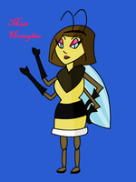 Miss Honeybee by MissButterfly11