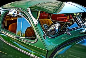 Green and Chrome by Allen59