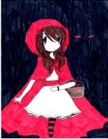 Little Red Riding Hood by KaerucchiMoon